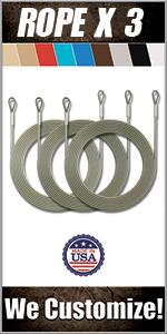 rope x3