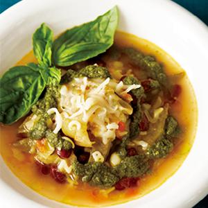 マメのスープ