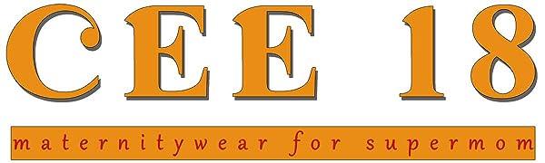 CEE 18 feeding maternity pregnancy nursing wear