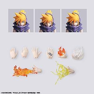 すばらしきこのせかい The Animation ブリングアーツ 桜庭 音操 PVC製 塗装済み可動フィギュア