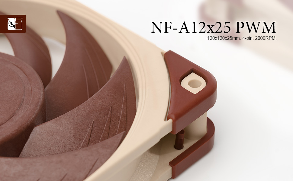 NF-A12x25 PWM header