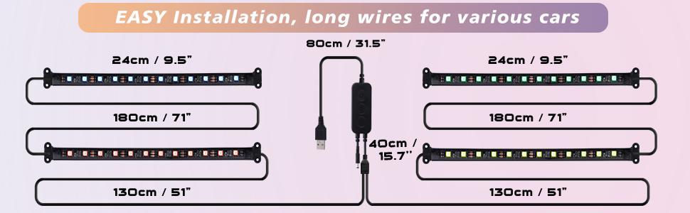long wires