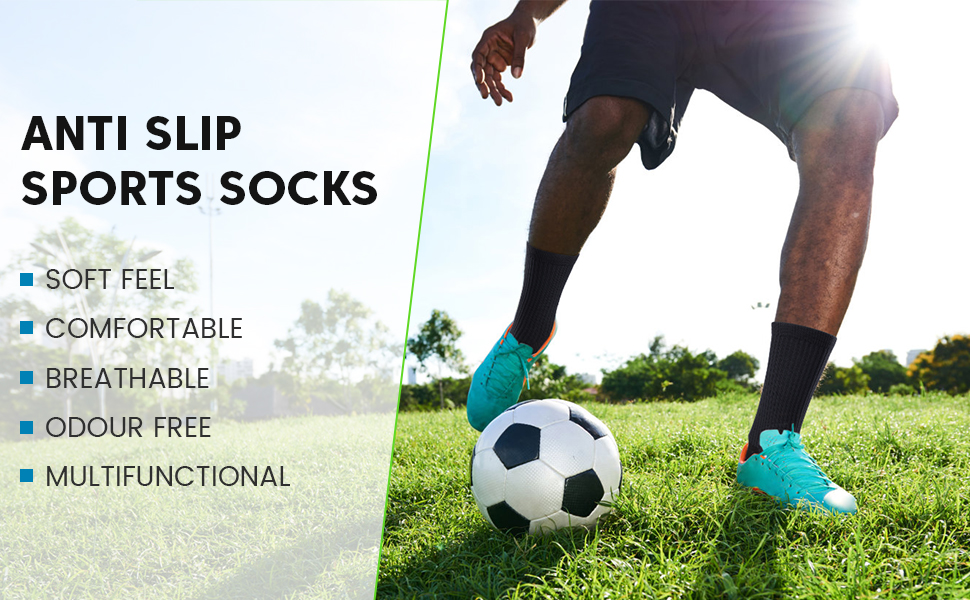 football socks grip socks football  football socks for men
