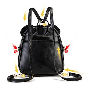 womens bacpack cute bags for girls