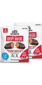 Little Secrets Peanut Butter Mini Wafers