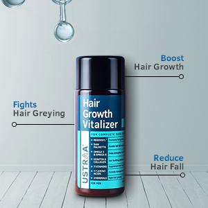 Boost hair Growth, Prevent Hair Greying , Reduce Hair Fall