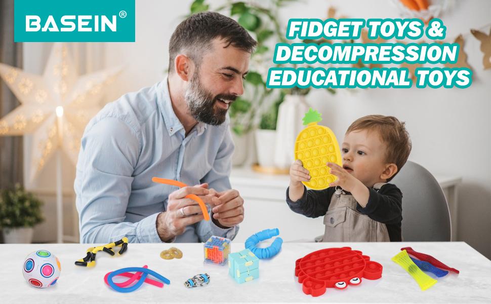 sensory fidget toys set pack