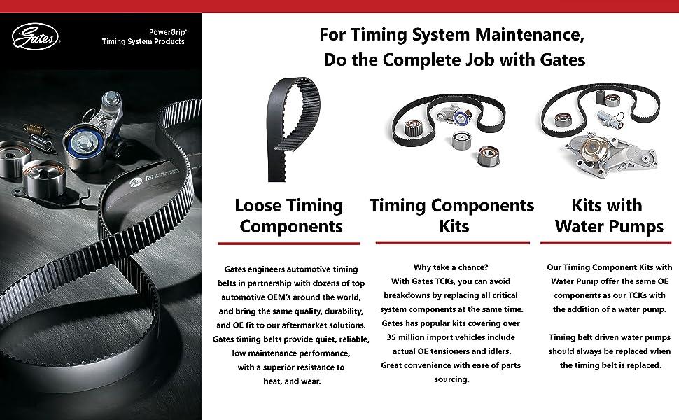 loose timing kits