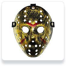 Jason Mask Cosplay Style 2