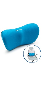 Lumbar Back Support RS1 Cushion Relax Support for Office Chair Car Sofa Confort Pain