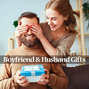 Husband Gifts from Wife, Boyfriend Gifts