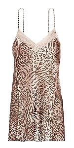 women sexy silk nightwear lingerie satin sleepwear pajamas short babydoll underwear hot nighty robe