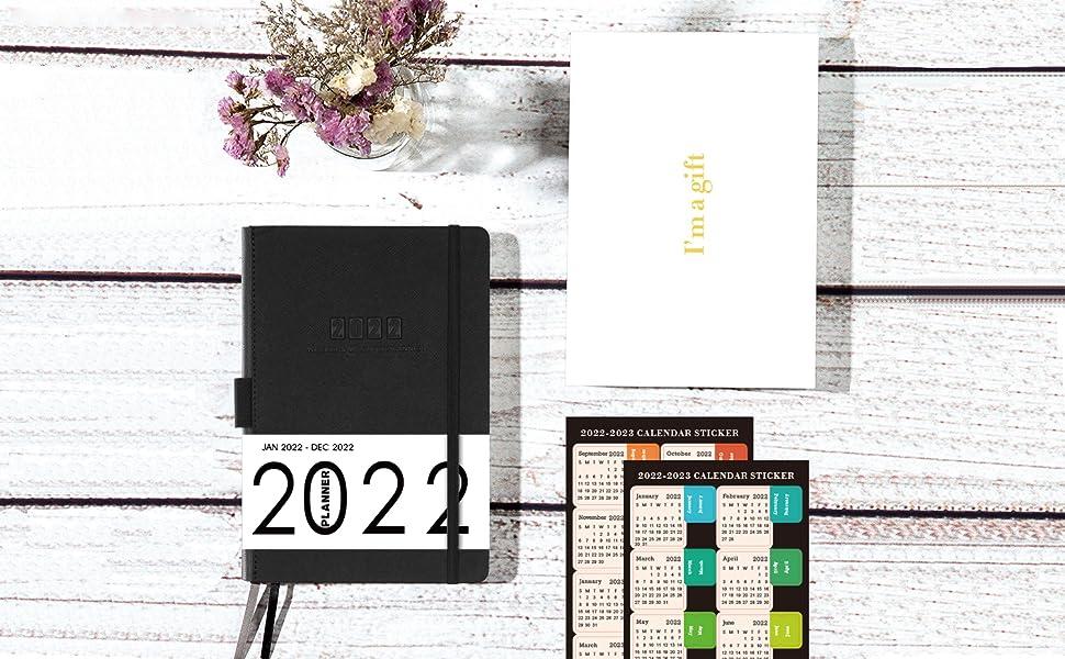2022 diary