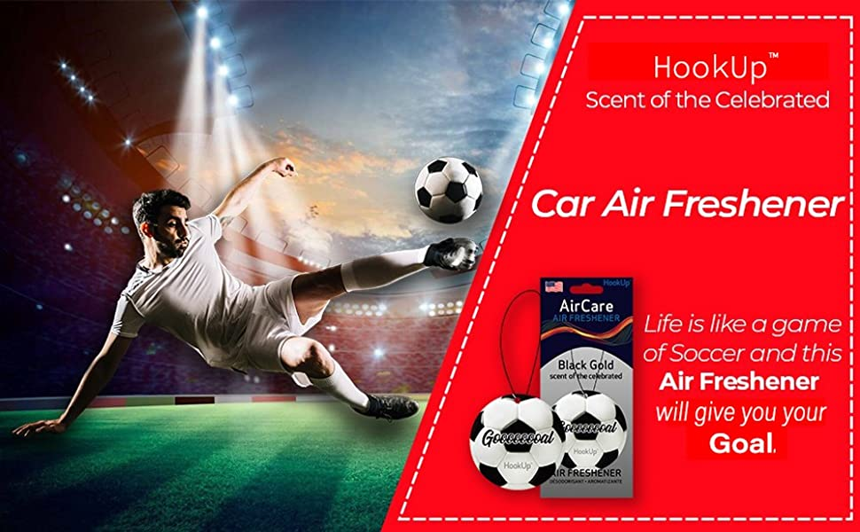 Soccer season is now in full swing and our collection of official soccer scents are available.