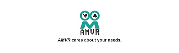 AMVR cares about your needs