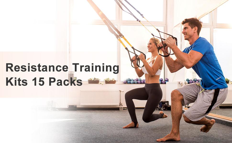 Resistance Training Straps