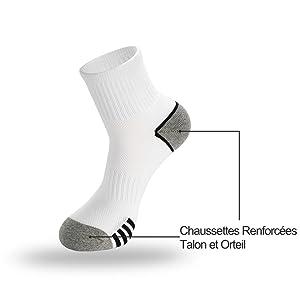 chaussette hommes sport