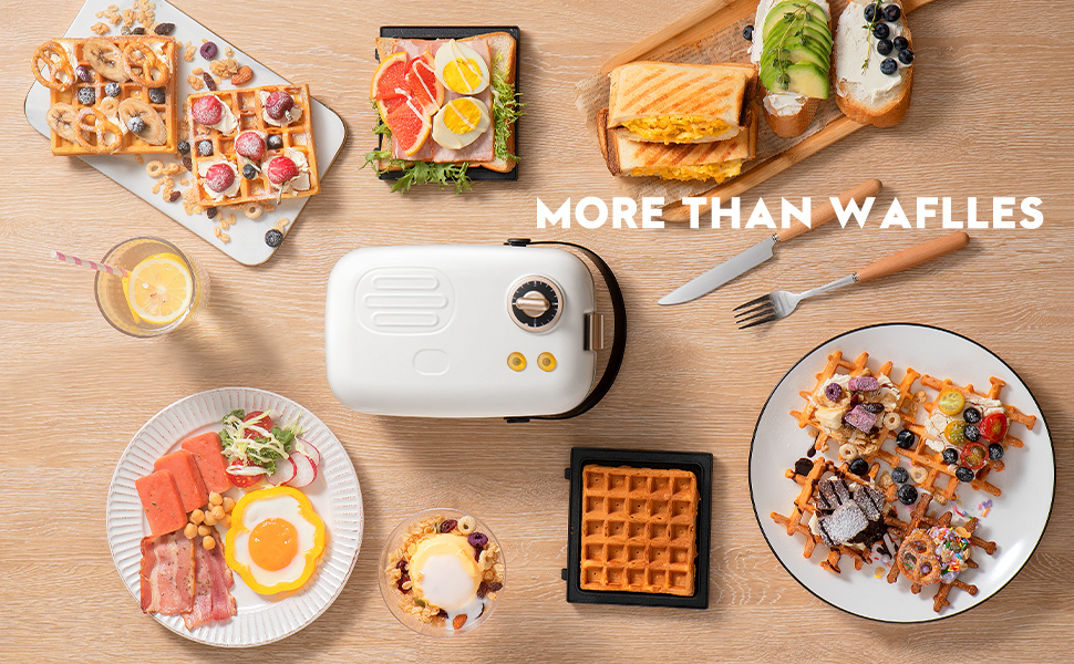 waffle maker sandwich maker