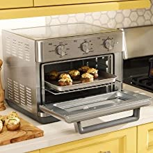 Combination Toaster Oven with Air Fry