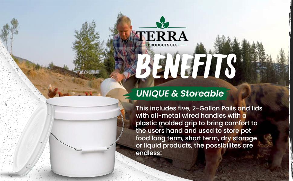 Unique and Storeable