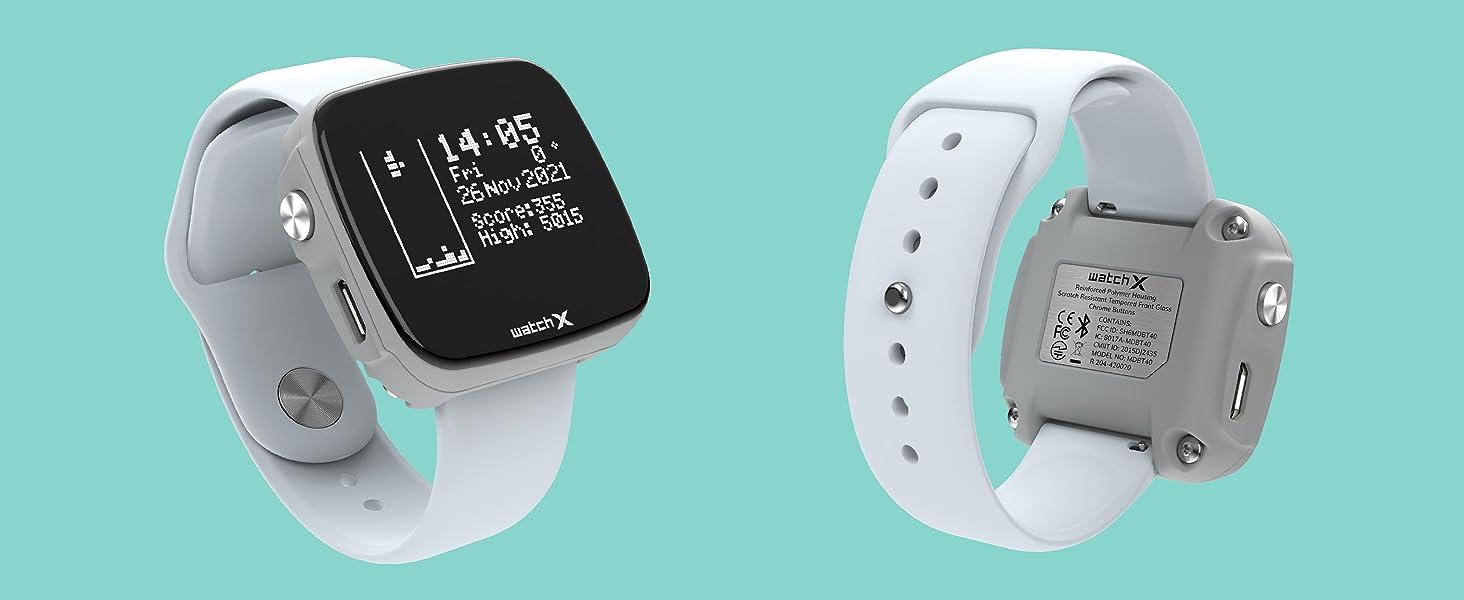 watchX - Durable design