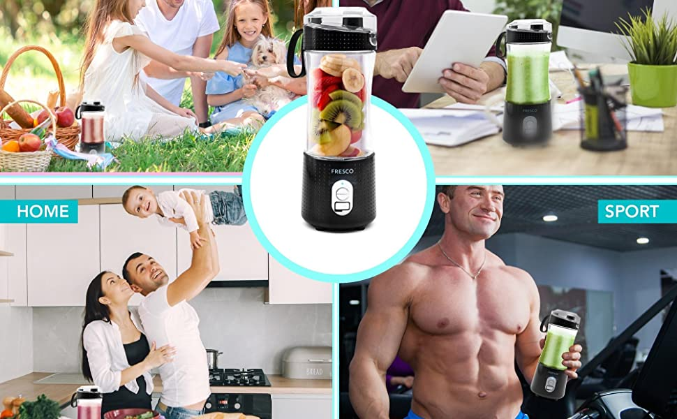 portable usb rechargeable cordless on the go bottle protein tenswall cups popbabies mixer bullet