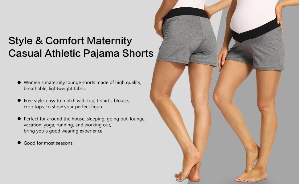 maternity workout shorts maternity shorts plus size maternity shorts maternity sleep short