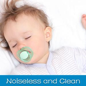 noiseless clean mattress protector