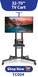 Mobile TV stand TC004