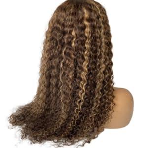 highlight human hair wigs 2