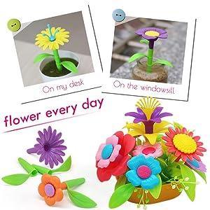 BIRANCO Flower Set