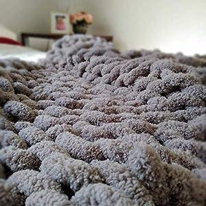 chunky knit blanketknit blanket