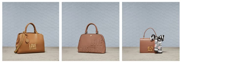 Taschen Love Moschino Herbst Winter Vorkollektion, fw 21