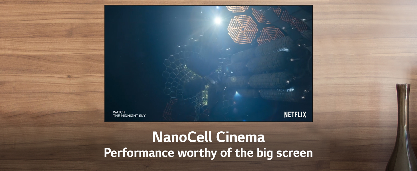 Nanocell Cinema