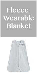 fleece sleep sack baby wearable blanket