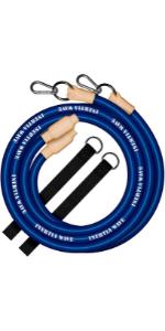 Elastische elastieken voor krachttraining; weerstandsbanden; elastische elastieken; halterstang; sporthallen.