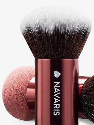 duo makeup brush sponge set