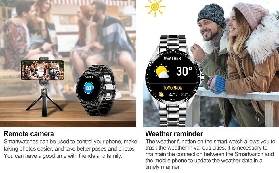 smart watch for men