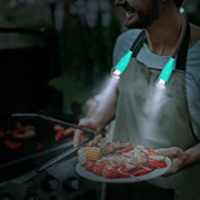neck book light for outdoor