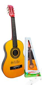 toy guitar acoustic children aurora guitars for kids age 7-10 patrie childs learn to play beginners