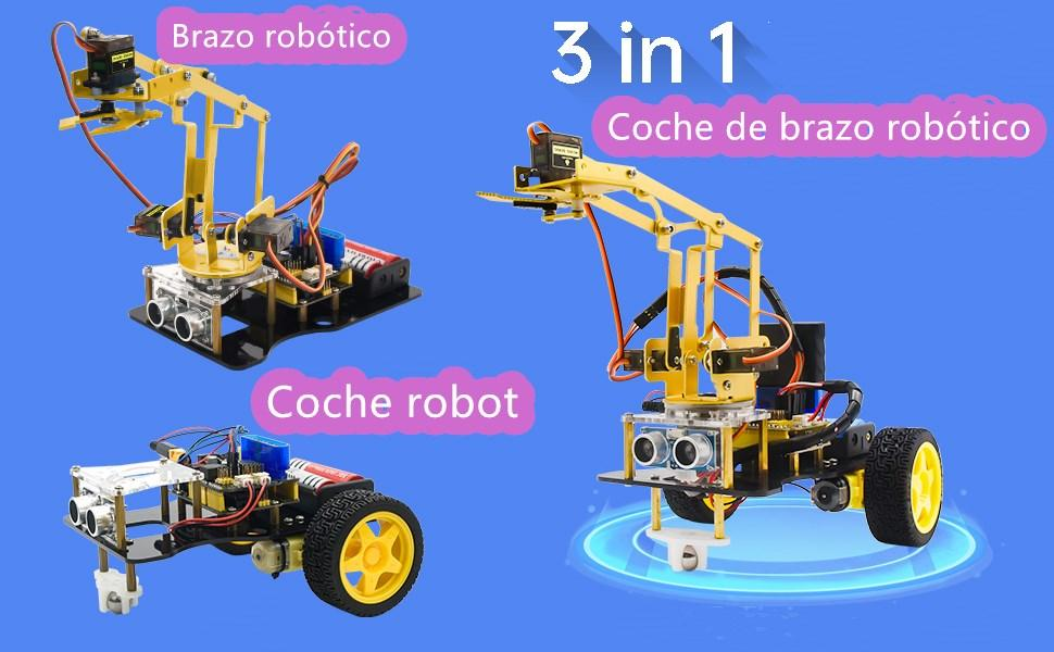 robot arm arduino