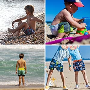 various occasions for summer holiday
