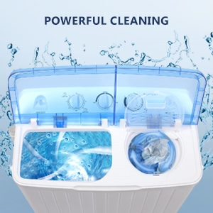 portable washer and dryer portable washing machine compact mini apartment washer Twin Tub washing