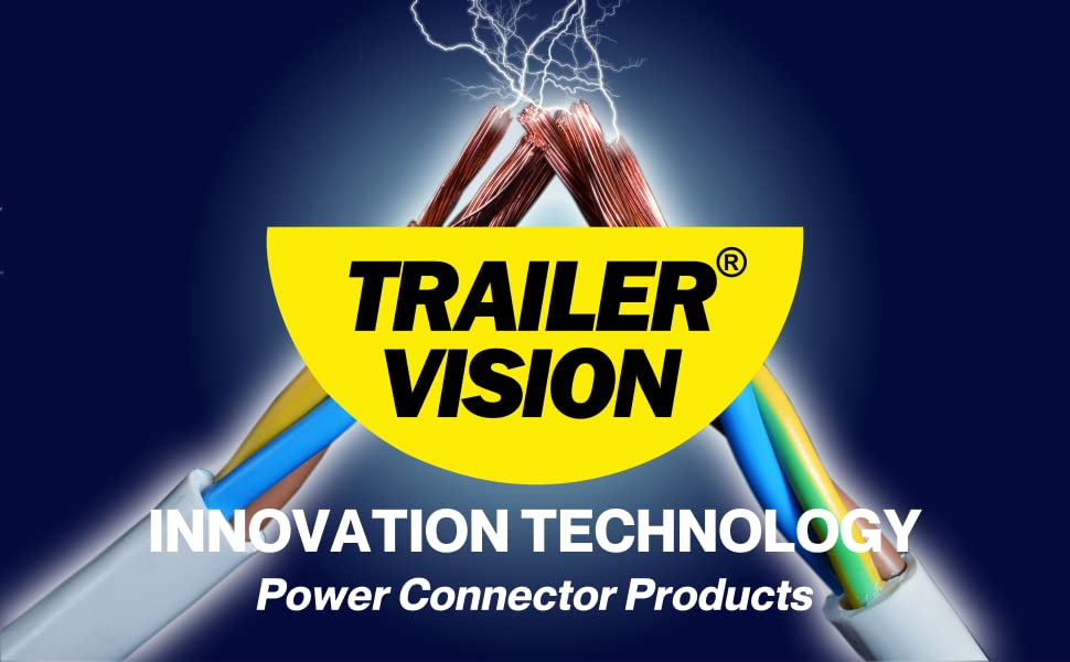 trailer vision - anderson connector protective covers 50amp 175 amp 120A 350 ampere