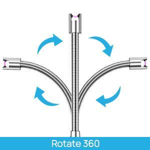 360°Flexible Neck