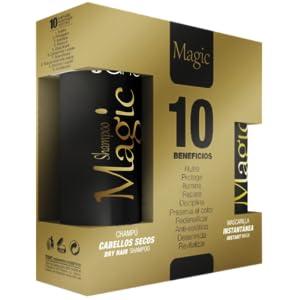 Maschera istantanea + shampoo Magic di Tahe