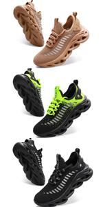 JOINFREE Mens Fashion Sneakers Walking Shoes