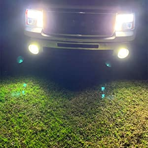 9005-H11-LED-Headlights-Conversion-Kits-Bulbs-High-Low-Beam-Replacement