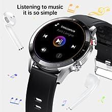 Music Smart Watches