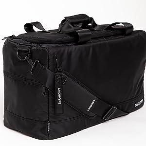 Sneaker Bag - Black / Red